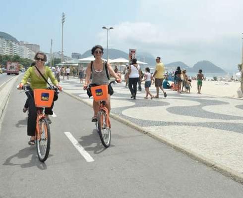 bicicletas no Rio