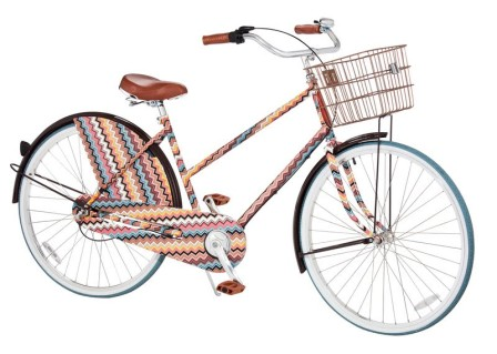 Bicicleta da Missoni